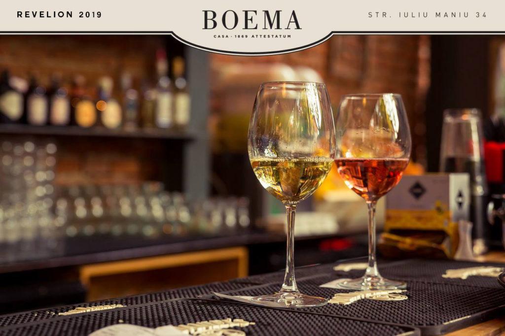 Revelion 2019 in Cluj-Napoca la Restaurantul Casa Boema